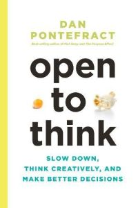 Open to Think book summary