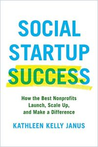 Social Startup Success book summary