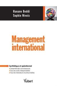 Management international résumé de livre