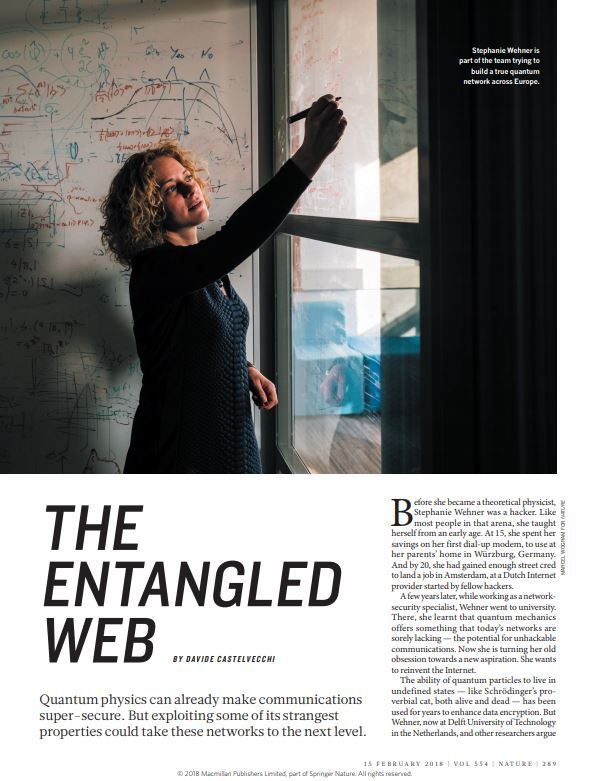 Image of: The Entangled Web