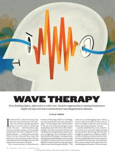Wave Therapy summary