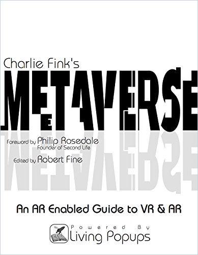 Image of: Charlie Fink's Metaverse