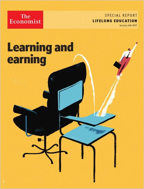 Image of: Learning and Earning