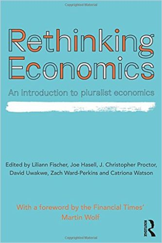 Image of: Rethinking Economics