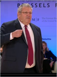 Robert Kagan's Opening Speech at the German Marshall Fund's Brussels Forum