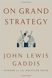 On Grand Strategy book summary