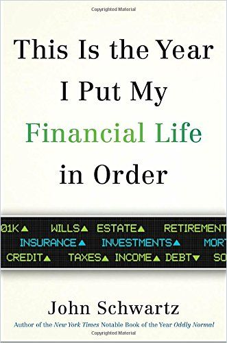 Image of: This Is the Year I Put My Financial Life in Order
