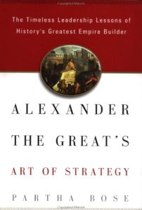 Alexander the Great's Art of Strategy book summary