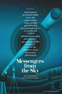 Messengers from the Sky summary