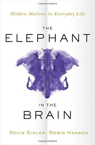 Image of: The Elephant in the Brain