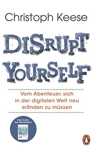 Image of: Disrupt yourself