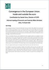 Convergence in the European Union