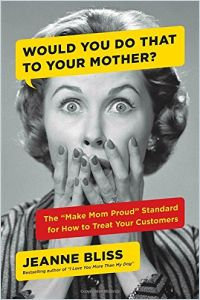 Would You Do That to Your Mother? book summary