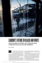 Carbon's Future in Black and White