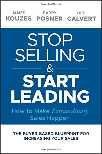 Image of: Stop Selling and Start Leading