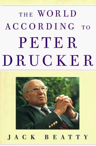 Image of: The World According to Peter Drucker