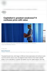 Capitalism's Greatest Weakness?  summary