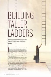 Building Taller Ladders summary