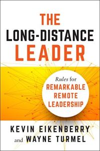 The Long-Distance Leader book summary