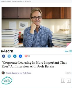 """Corporate Learning Is More Important than Ever"""