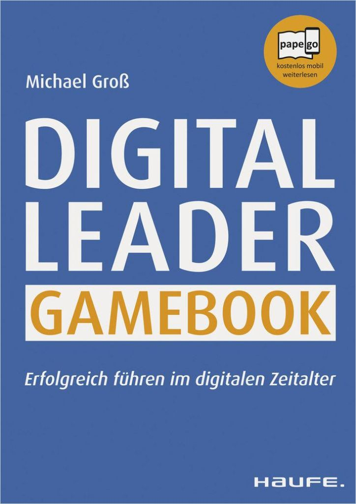 Image of: Digital Leader Gamebook