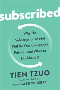 Subscribed book summary