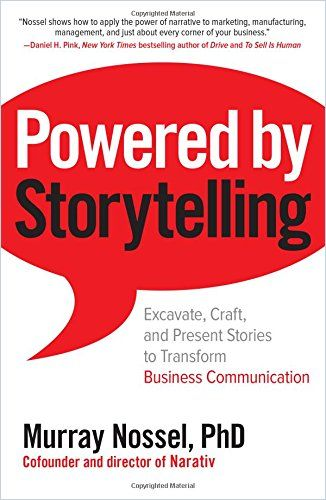Image of: Powered by Storytelling