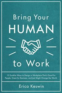 Bring Your Human to Work book summary