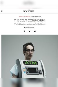 The Cost Conundrum summary