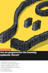 Are We Prepared for the Looming Epidemic Threat? summary
