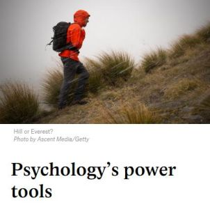 Psychology's Power Tools summary