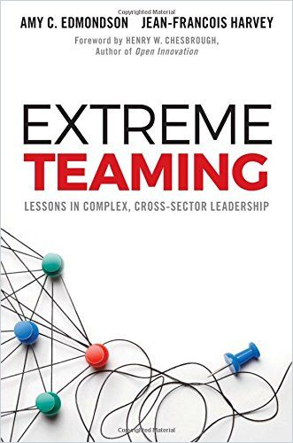 Image of: Extreme Teaming