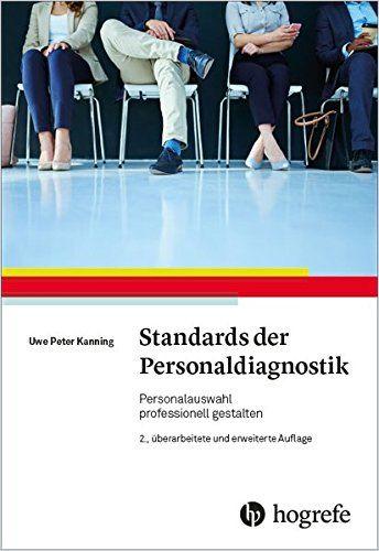 Image of: Standards der Personaldiagnostik