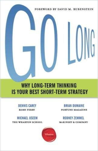 Image of: Go Long