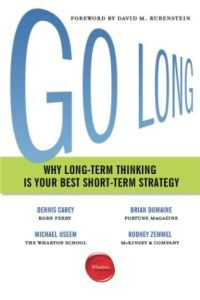 Go Long book summary