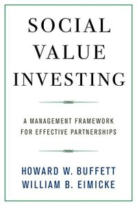 Social Value Investing book summary