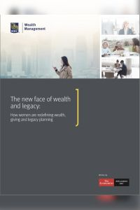 The New Face of Wealth and Legacy summary