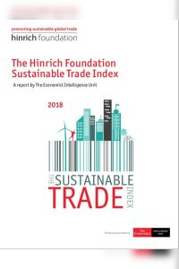 The Hinrich Foundation Sustainable Trade Index summary