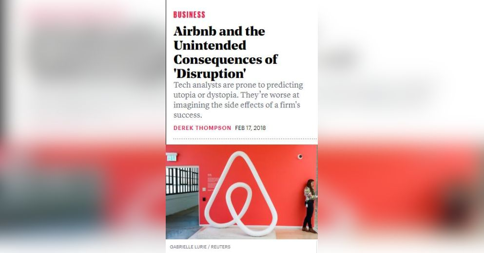 airbnb summary A story of airbnb racing to put together the super bowl 2017 ad was not true, said a critic airbnb's super bowl ad is not what it seems, critics say subscribe.