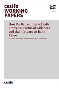 How Do Banks Interact with Fintechs? summary