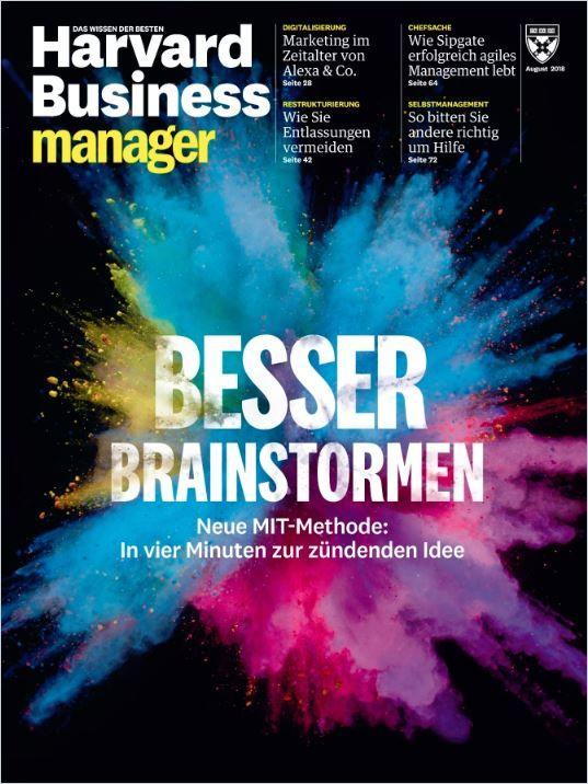 Image of: Besser brainstormen