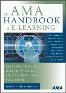 The AMA Handbook of E-Learning book summary