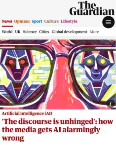 """The Discourse Is Unhinged"""