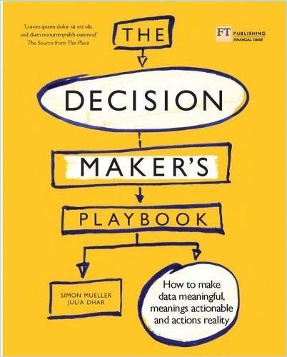 Image of: The Decision Maker's Playbook