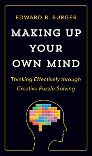 Image of: Making Up Your Own Mind