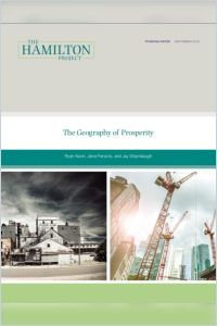 The Geography of Prosperity summary