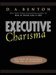 Executive Charisma book summary