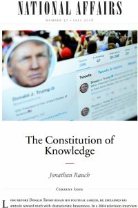 The Constitution of Knowledge summary