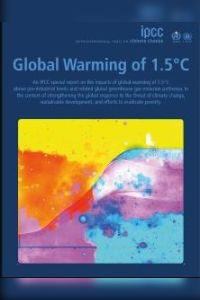 Global Warming of 1.5 °C summary