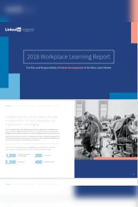 2018 Workplace Learning Report summary
